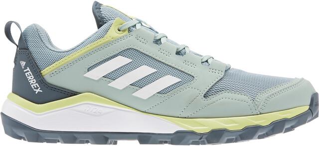 adidas TERREX Agravic TR Sko Damer, ash greyfootwear whiteyellow tint